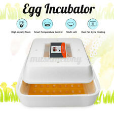 New listing Digital 55 Egg Incubator Hatcher Bird Chicken Duck Auto turner Hatcher Home Us