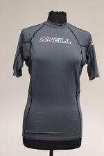O'Neill Short Sleeve Gray T-Shirt, Large