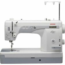 Janome Sewing Machine Quilting 1600P-QC New + FREE Bonus Kit