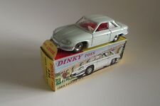 dinky toys 524 - Coach Panhard 24 C - boxed incl number strip - very light green