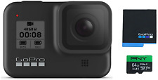 GoPro HERO8 Black Waterproof Action Camera with Touch Screen 4K Ultra HD Video 1