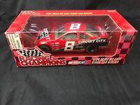 NASCAR 1997 Racing Champions 1:24 HUT STRICKLIN #8 Circuit City Ford Thunderbird