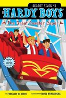 The Great Coaster Caper (Hardy Boys: The Secret Files) by Franklin W. Dixon