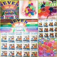 30 Bags Crystal Mud Soil Water Beads Jelly Gel Ball Flower Plant Décor Best Qual