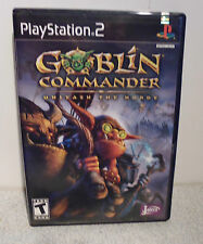 Goblin Commander PLAYSTATION 2 2003