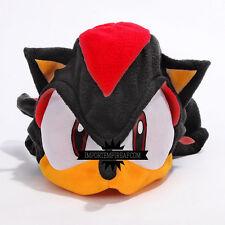 Schatten Sonic the hedgehog hut Cosplay hat chapeau cap hut Plüsch Mütze