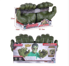 Avengers 2 Occurrence Age Green Giant Hulk Gloves Clenched Fist Gloves Gift