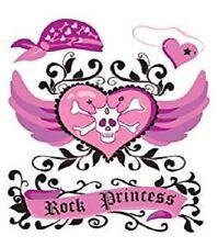ROCK PRINCESS Guitar Band Group Music Groupie Jolee's Stickers Scrapbook Crafts