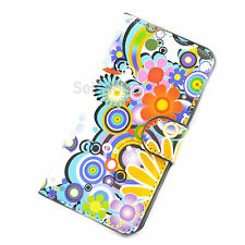 Magnetic Leather Wallet Card Holder Case Cover For Huawei Ascend P6 P7 P8 LG G2