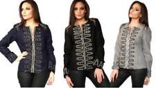 Waist Length Camouflage Winter Coats & Jackets for Women