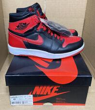 Nike Air Jordan 1 High Bred The Return 2015 768861 001 Chicago Bulls Sz 8.5