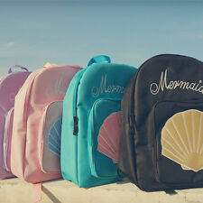 mermaid backpack bag / variety of diff colours