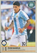 282 EVER BANEGA ARGENTINA STICKER ROAD TO RUSSIA WORLD CUP 2018 PANINI