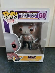 Funko Pop Marvel 50 - Guardians of the Galaxy - Drax. Vaulted