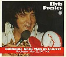 ELVIS CD JAILHOUSE ROCK MAN IN CONCERT
