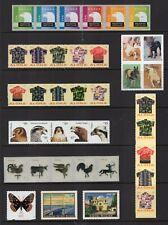 US 2012 NH Complete DEFINITIVE YEAR SET 74 Stamps shown below - Free USA Ship