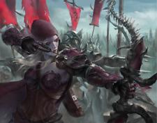 Sylvanas Windrunner World of Warcraft Silk Poster Wallpaper 17 X 14 inch