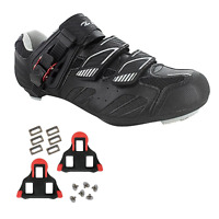 ZOL STAGE PLUS ROAD CYCLING SHOES WITH SPD CLEATS