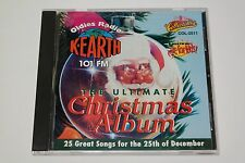 The Ultimate Christmas Album CD Vol. 1 Oldies Radio K-Earth 101 CLASSICS XMAS