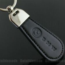 Porte clés BMW / Top design (Simili cuir et surpiqûre - clef keychain)