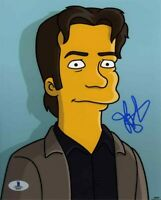 Jason Bateman Simpsons Autographed Signed 8x10 Photo Beckett BAS COA