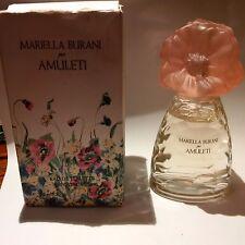 MARIELLA BURANI PER AMULETI EDT50ML!!!VAPO!!!RARE!!!