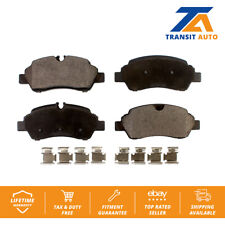 Rear TEC Ceramic Brake Pads Fits Ford Transit-150 Transit-250 Transit-350 HD