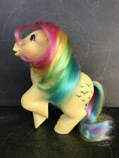 My Little Pony Hasbro MLP Vintage G1 Rainbow Pony Skydancer Hong Kong 1983