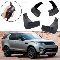 Car Mud Flaps Splash Guard Fender Mudguard for Land Rover Discovery 5 2017-2018