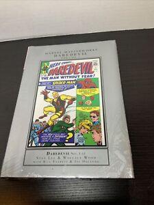 Marvel Masterworks Daredevil Volume 1 Hardcover RARE OOP NEW SEALED Stan Lee