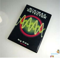 Minimax Detector (Gimmick and DVD) - Magic Tricks,Mentalism Magic,Close Up,Props