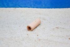 Cuevas de decoración beige para acuarios