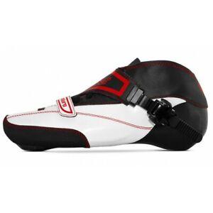 Bont Enduro Inline Speed Skate Boot White/Black size 7.5/40