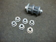 12 2012 TRIUMPH TIGER 800 XC (ABS) EXHAUST MOUNT AND NUTS #Y15