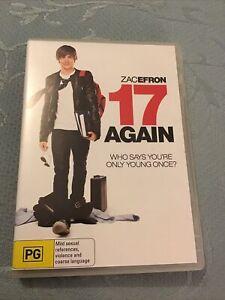 17 Again (DVD, 2009)