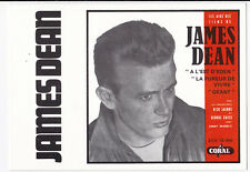 James DEAN carte postale n° N. 21   A L'EST D'EDEN