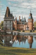 WALL JACQUARD WOVEN MEDIEVAL TAPESTRY Maintenon Castle, France EUROPEAN DECOR