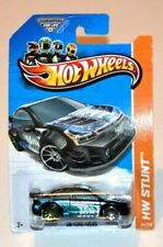 Hot Wheels Ford Focus '08 HW Stunt Black 84/250 New