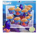 Disney Pixar Finding Dory 2 Tier Cupcake / Treat Stand Decoration NEW