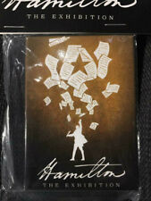 NEW HAMILTON THE EXHIBITION OFFICIAL MAGNET - STAR FLYING PAPERS CHICAGO