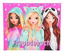 Depesche 10052 - Freundebuch Topmodel Pink