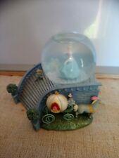 Boule à neige Disney Cendrillon snow globe vintage