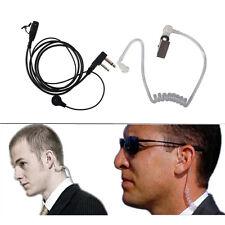 Earpiece Earphone Headset Mic wire cord for Baofeng UV5R UV3R Kenwood 2-pin Type