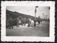 Gent-Flandern-Ostflandern-Belgium-Frühjahr 1941-Ln.Rgt.2-Wehrmacht-Bahnhof-202