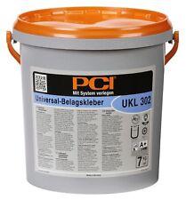 PCI Ukl 302 Adesivo per Pavimenti Universale 7kg Colla Dispersiva Suolo PVC