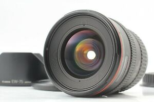 [NEAR MINT w/ HOOD] Canon EF 20-35mm f/2.8 L Wide Angle Zoom Lens From JAPAN
