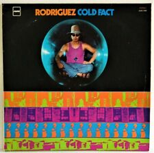 1974 SIXTO RODRIGUEZ - *COLD FACT* LP - SOUTH AFRICA RELEASE = SUSSEX SXBS 7000