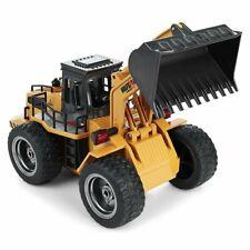 Huina 1520 Radlader Ferngesteuerter Bagger Baustellen-Fahrzeug RC Bulldozer