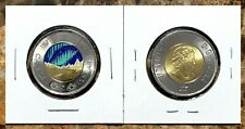 Canada 2017 Dance of the Spirits Proof Like Colourized Toonie!!