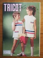 TRICOT SELECTION N°17 MODE ENFANT ANNEES 70